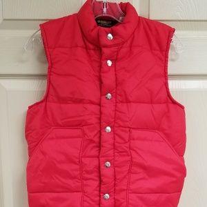 Oshkosh Vintage Hi/Low Puffer Vest